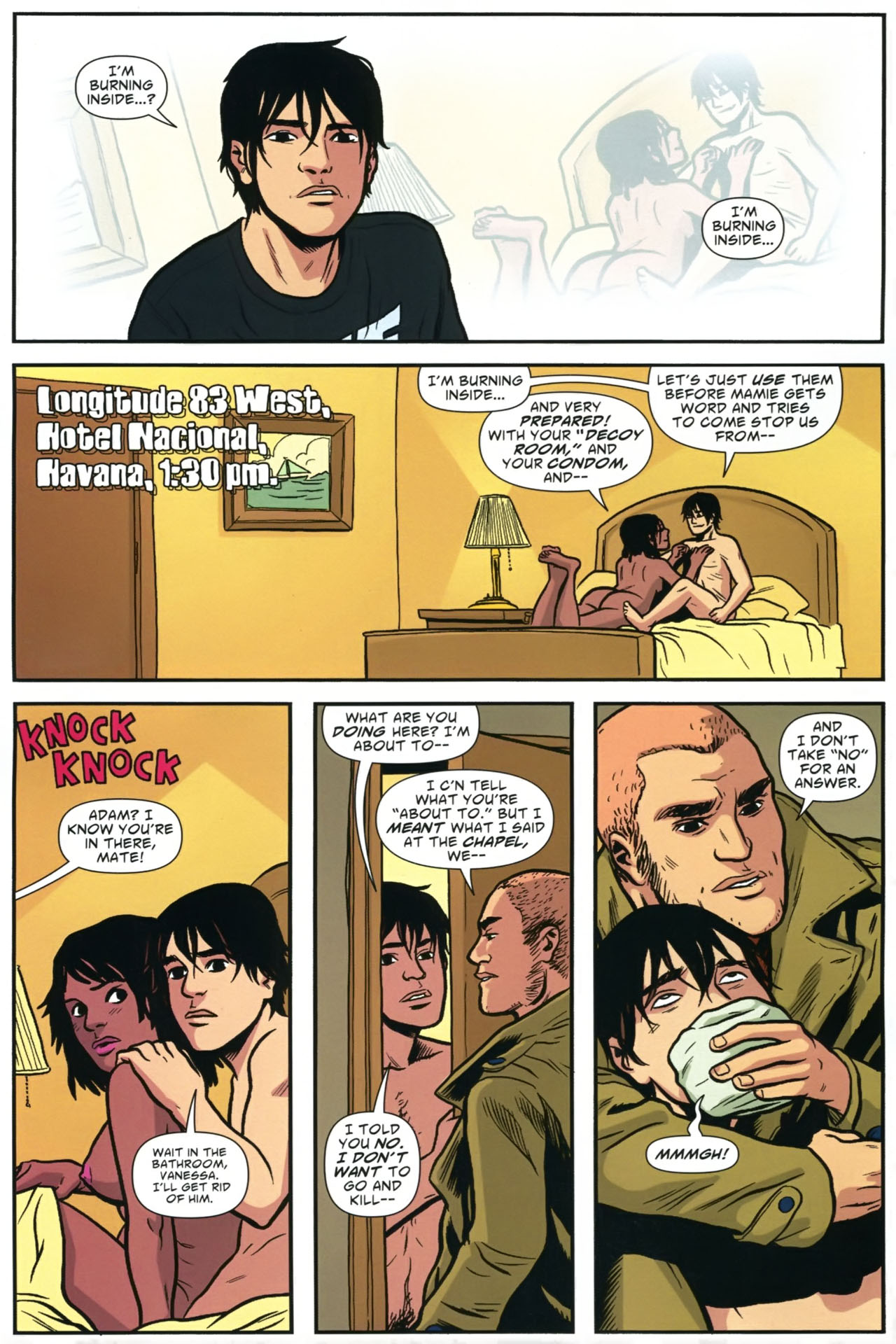American Virgin issue 23 - Page 8