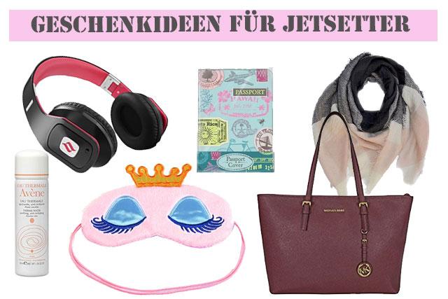 Gift Guide Jetsetter