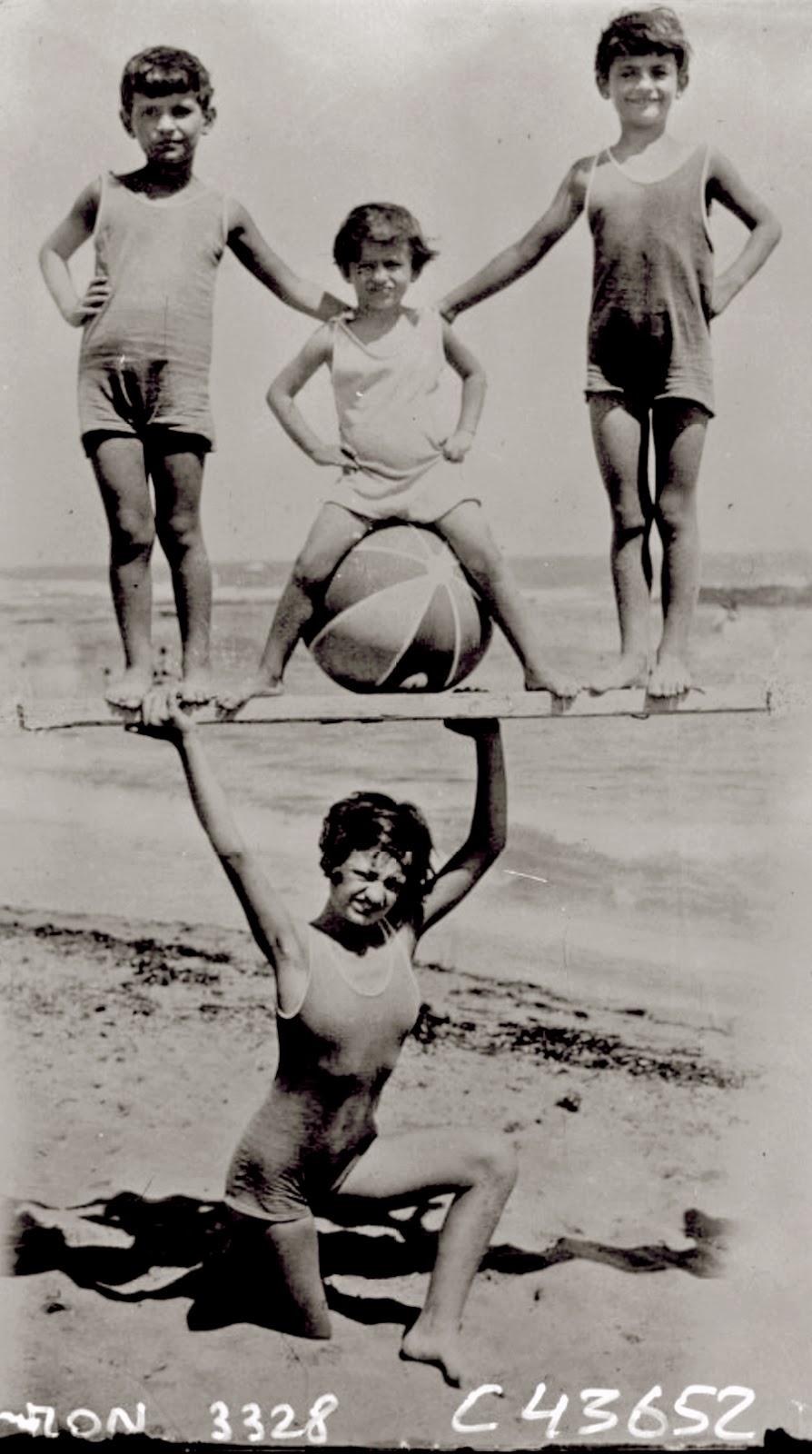 Nude Older Women On Beach