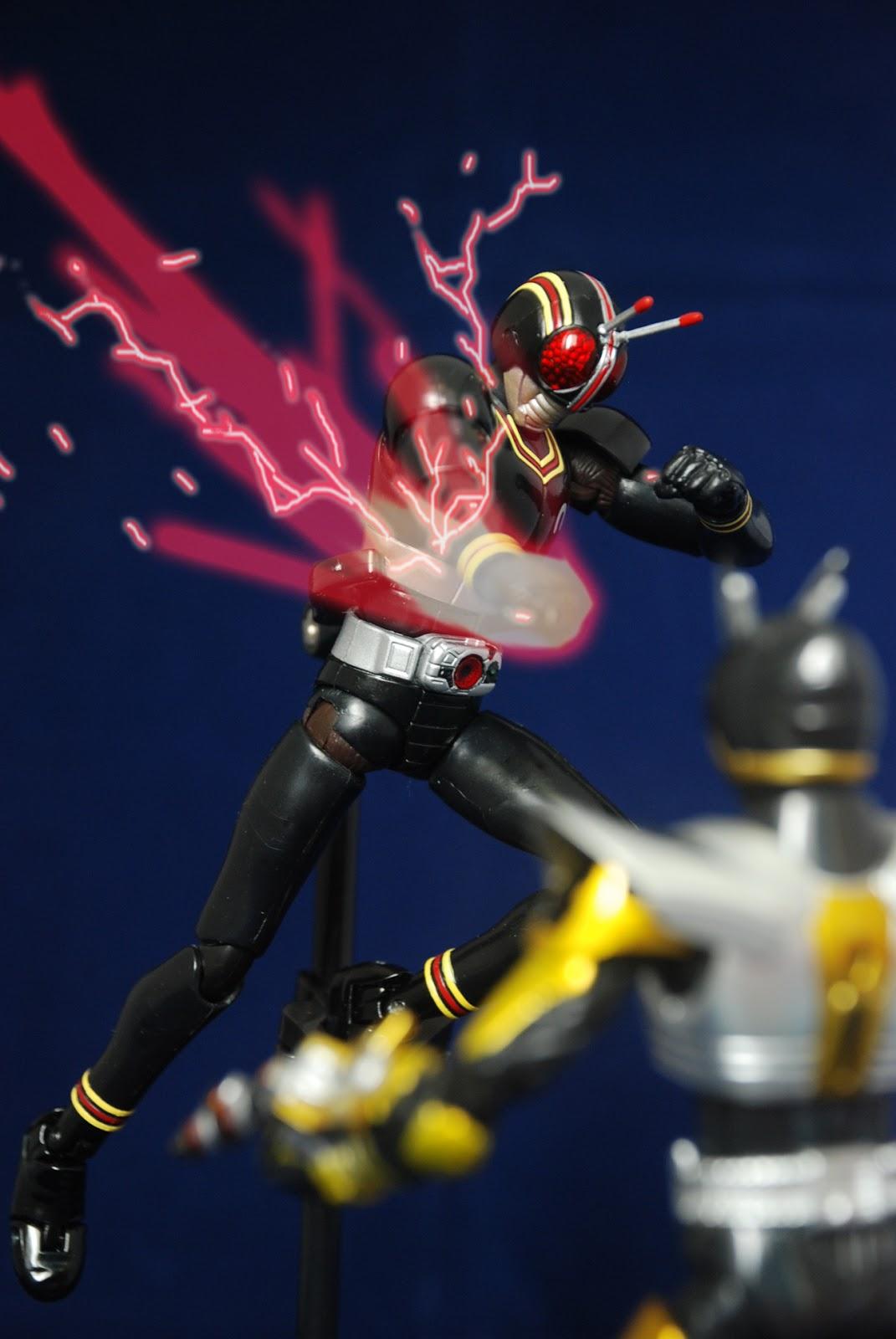 mytoystory: 世紀王黑日---Kamen Rider Black & Battle Hopper