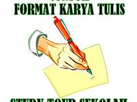 Download Aplikasi Format Karya Tulis Versi Terbaru 2017