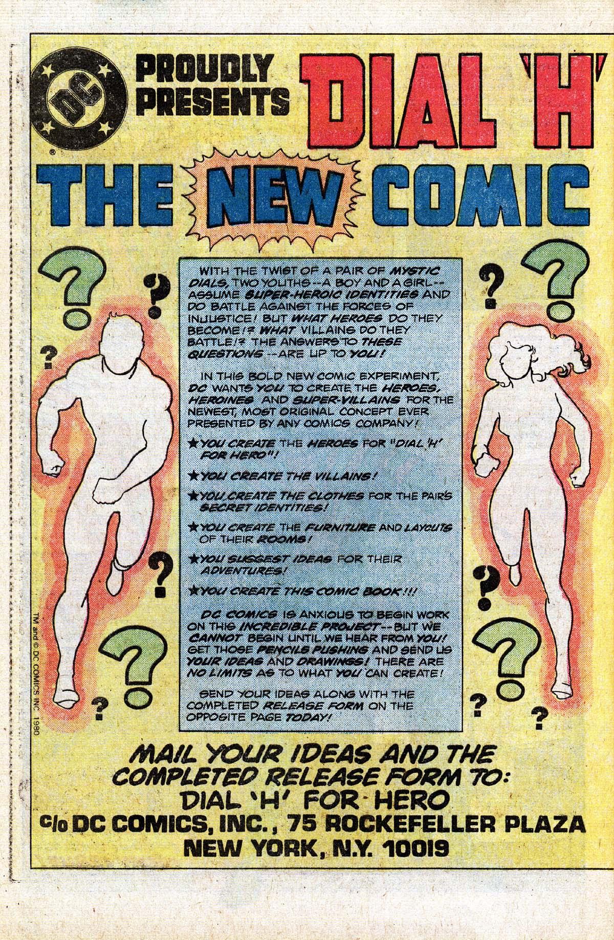 Read online World's Finest Comics comic -  Issue #265 - 52