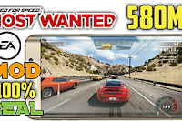 Download Need for Speed Most Wanted MOD on Android Highly Compressed Apk + Obb