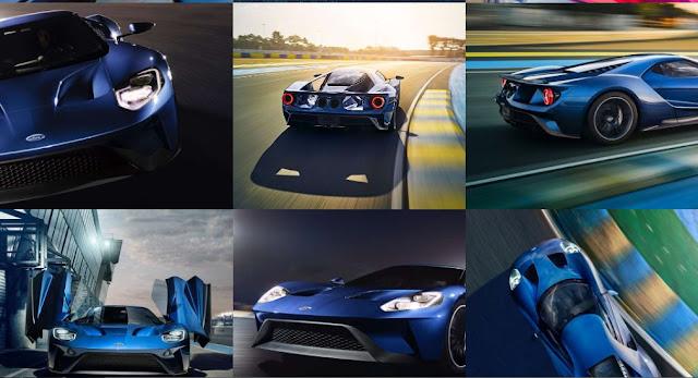 Ford GT - Solamente se fabricarán 500 unidades en los próximos 2 años