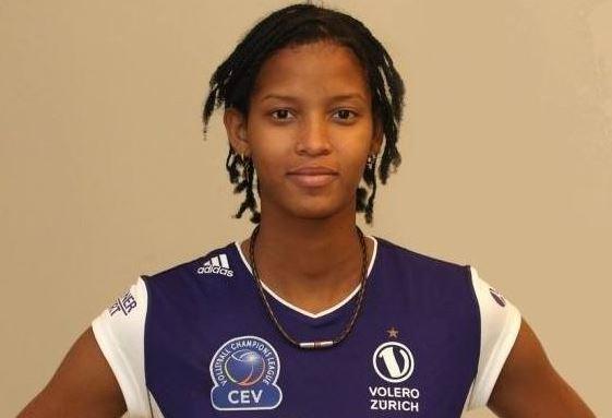 La voleibolista cubana Melissa Vargas Abreu, suspendida cuatro años por la Federación Cubana de Voleibol, entrena en este momento en Rusia.