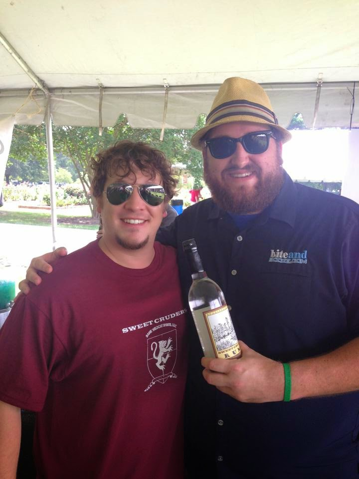 David Meaux and Jay Ducote