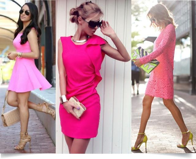 Resultado de imagem para look pink