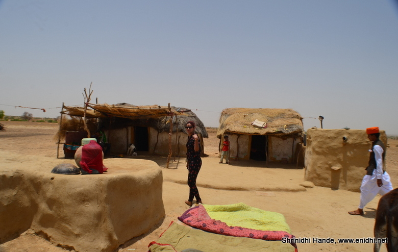 The Bare Minimum Village Life In Jaisalmer