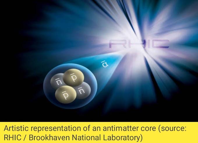 New Research: वैज्ञानिकों ने पता लगाया किस चीज से बना है एंटीमैटर - CERN