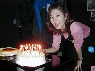 Harumi At Party