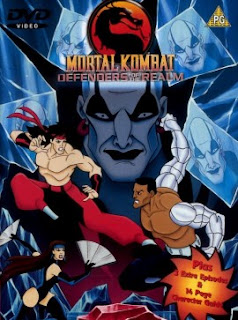 Baixar Mortal Kombat: Os Defensores da Terra Dublado Completo
