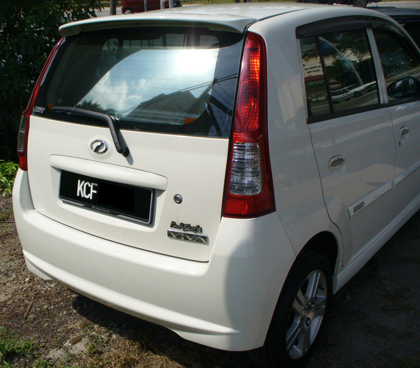 Stream Used Car Perodua Viva 1 0 Manual 2008 Kcf
