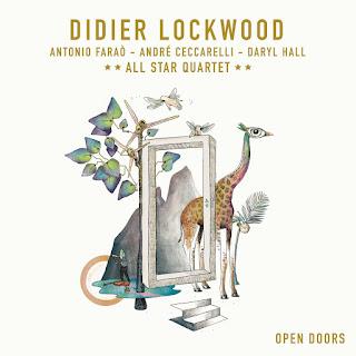 Didier Lockwood - 2017 - Open Doors