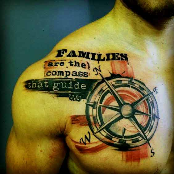 Tattoo Quotes With Names: 45 Heart Warming Family Tattoos Designs And Ideas