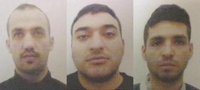 Fugitivos da prisão de Caxias