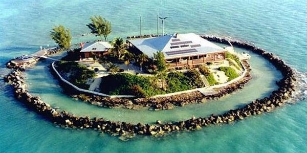 10 Most Beautiful Private Island Homes