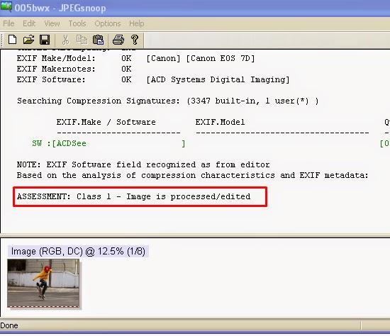 software untuk cek foto asli atau palsu