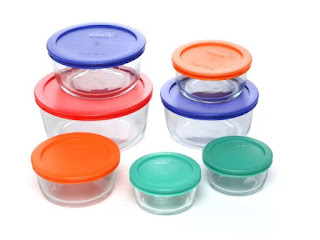 making the move from plastic to glass food storage