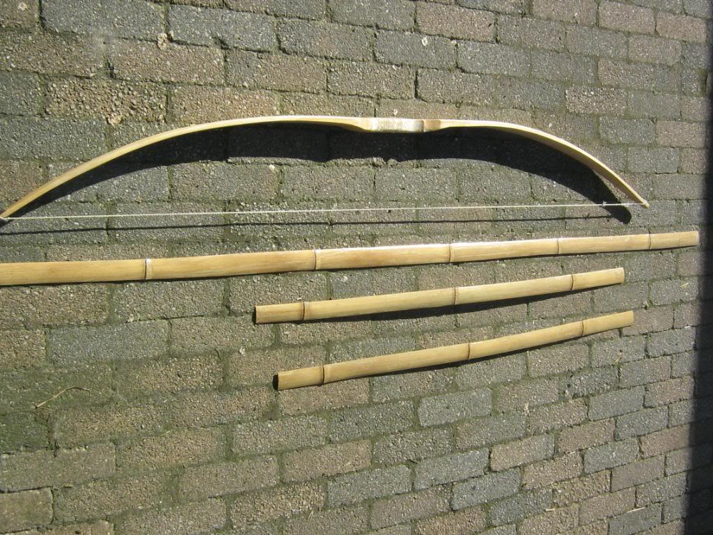 Cara Membuat Busur Panah Dari Bambu YOPIBLOG Personal Blog