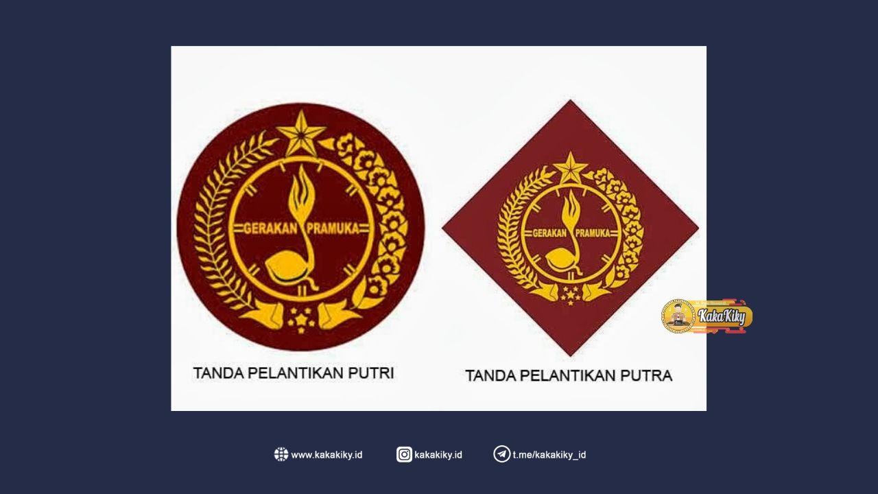 Logo Pramuka Putri