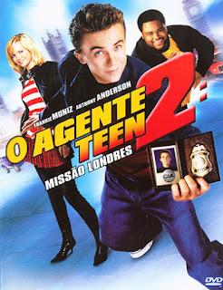 O Agente Teen 2: Missão Londres - DVDRip Dual Áudio