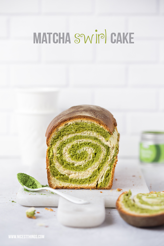 matcha kuchen oder matcha brot mit wirbel thermomix rezept nicest things bloglovin. Black Bedroom Furniture Sets. Home Design Ideas