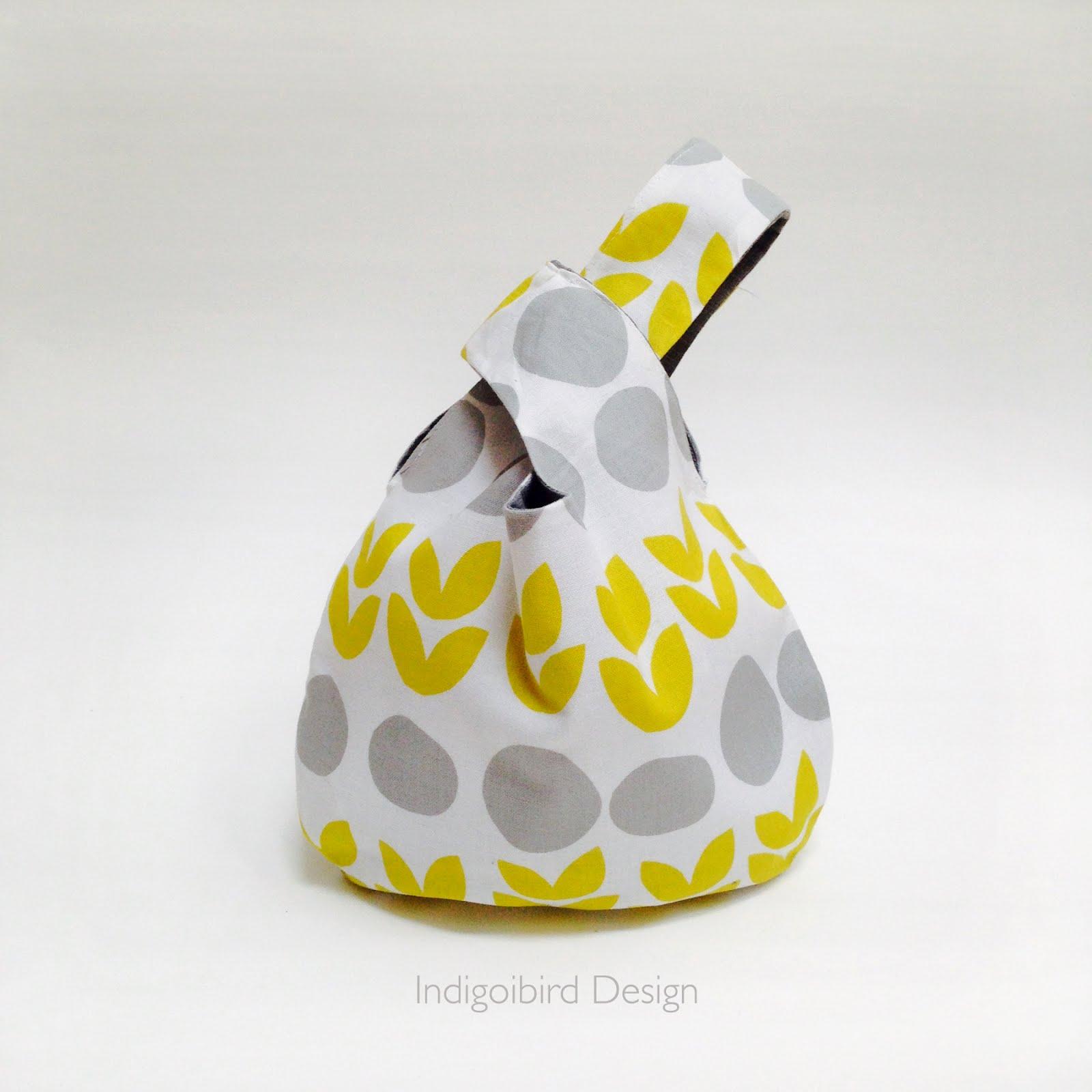Indigobird Design Tutorial Reversible Knot Bag