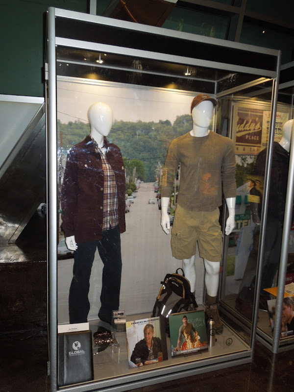 Promised Land costume display