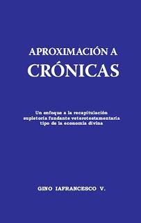 Gino Iafrancesco V.-Aproximación a Crónicas-