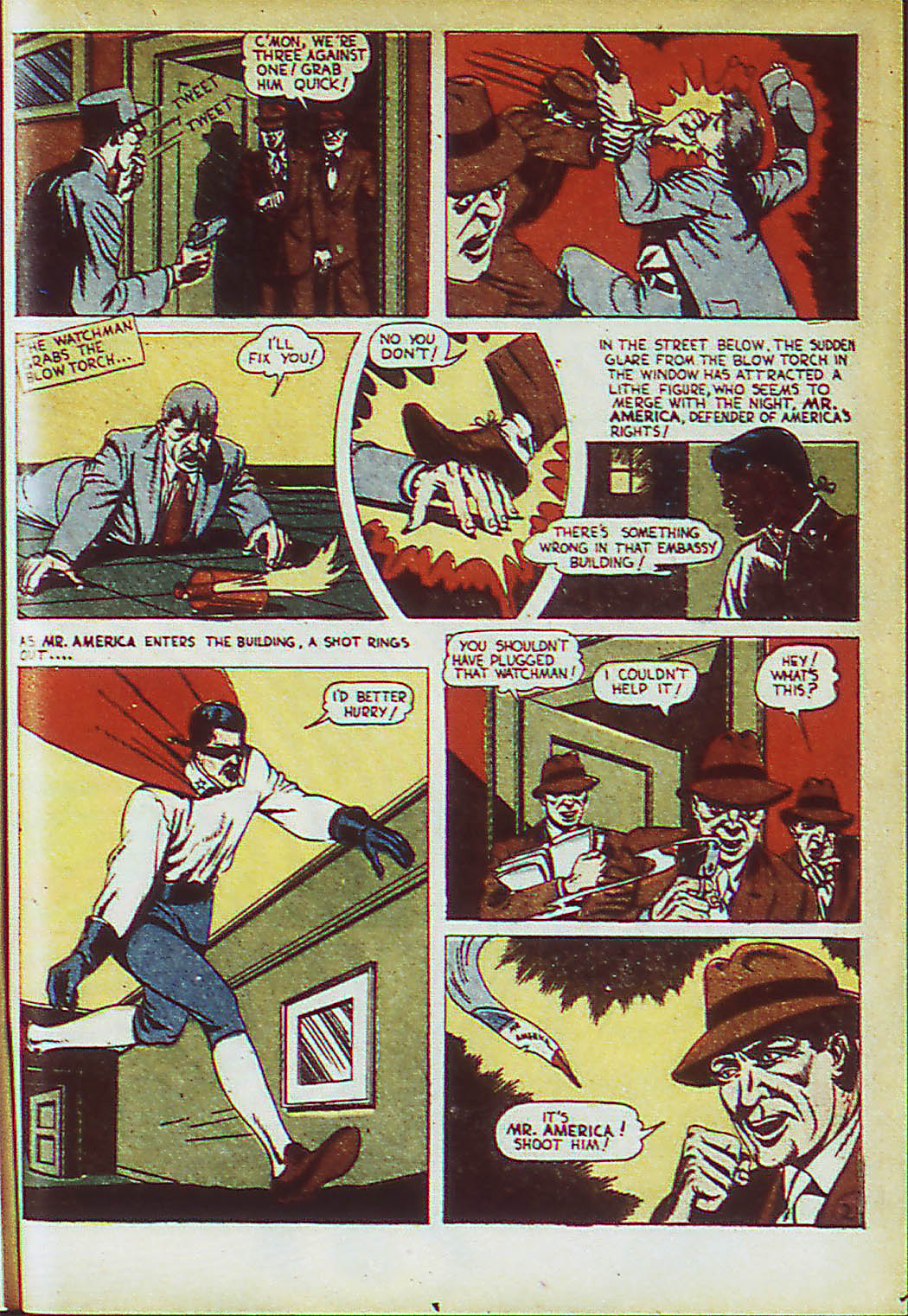 Read online Action Comics (1938) comic -  Issue #41 - 40