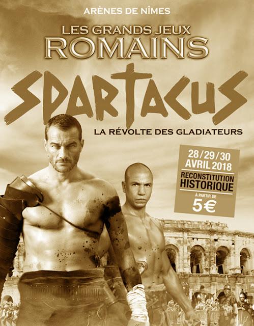 Grands Jeux Romains 2018