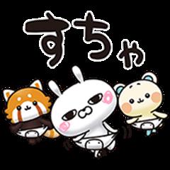 Hitoeusagi × Shirotasan & Resamaru