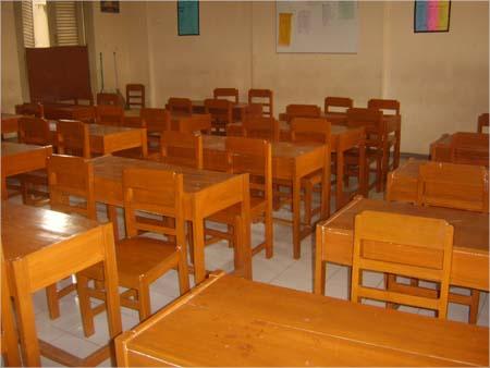 Pengelolaan Prasarana Ruang Kelas