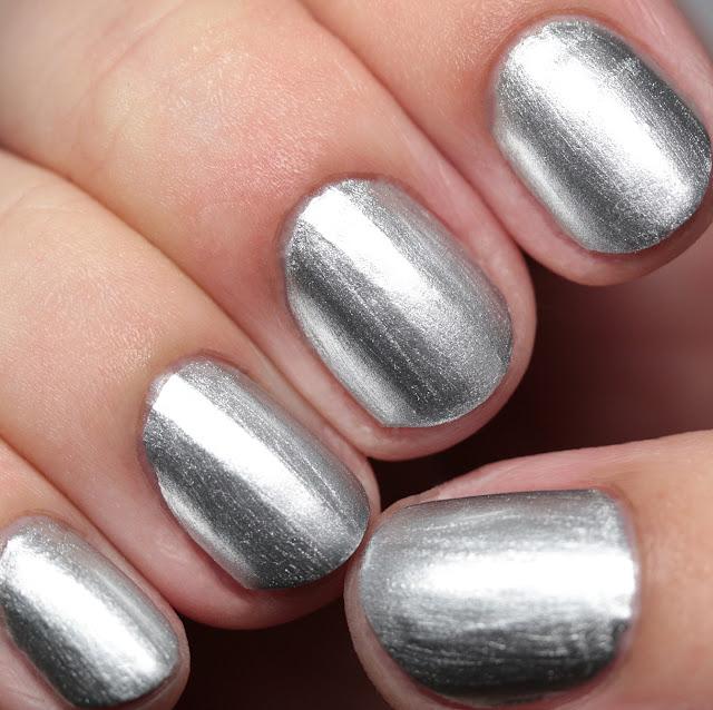 Born Pretty Store Stamping Polish #2 Silver