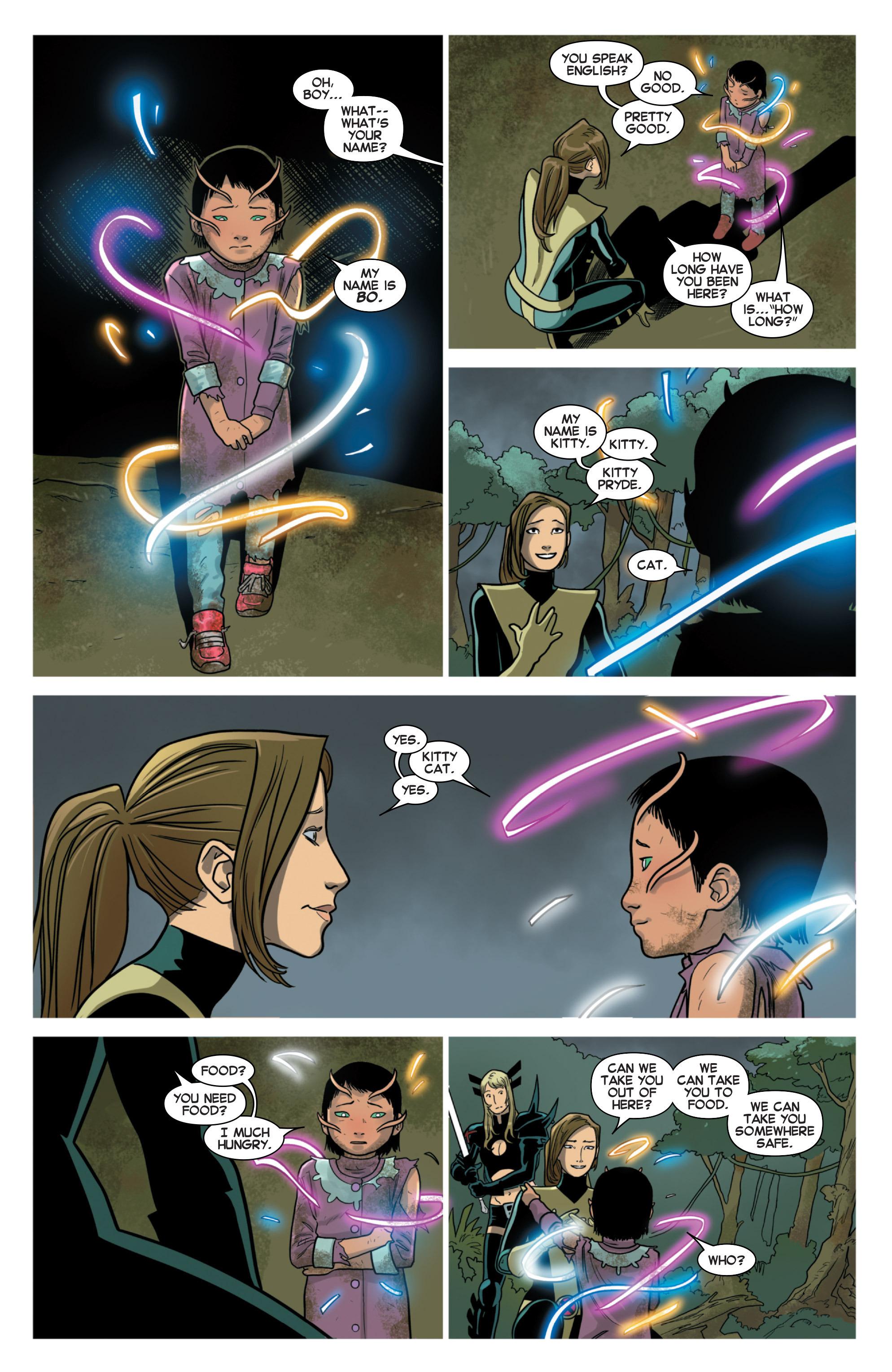 Read online Uncanny X-Men (2013) comic -  Issue #33 - 13