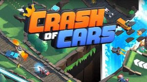 Crash of Cars Mod Apk Terbaru v1.1.83 Update Februari 2018