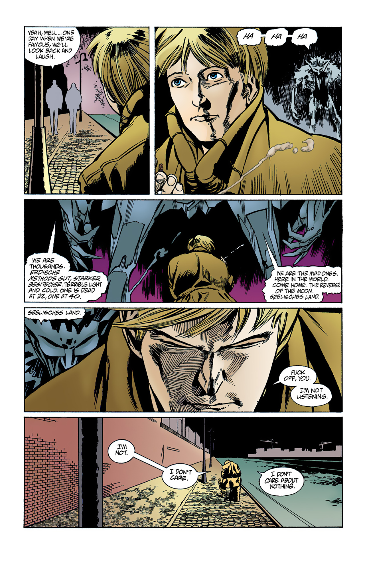 The Invisibles (1994) 1 Page 13