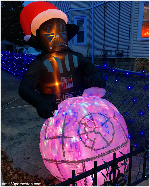 Decoraciones Navideñas Americanas: Star War