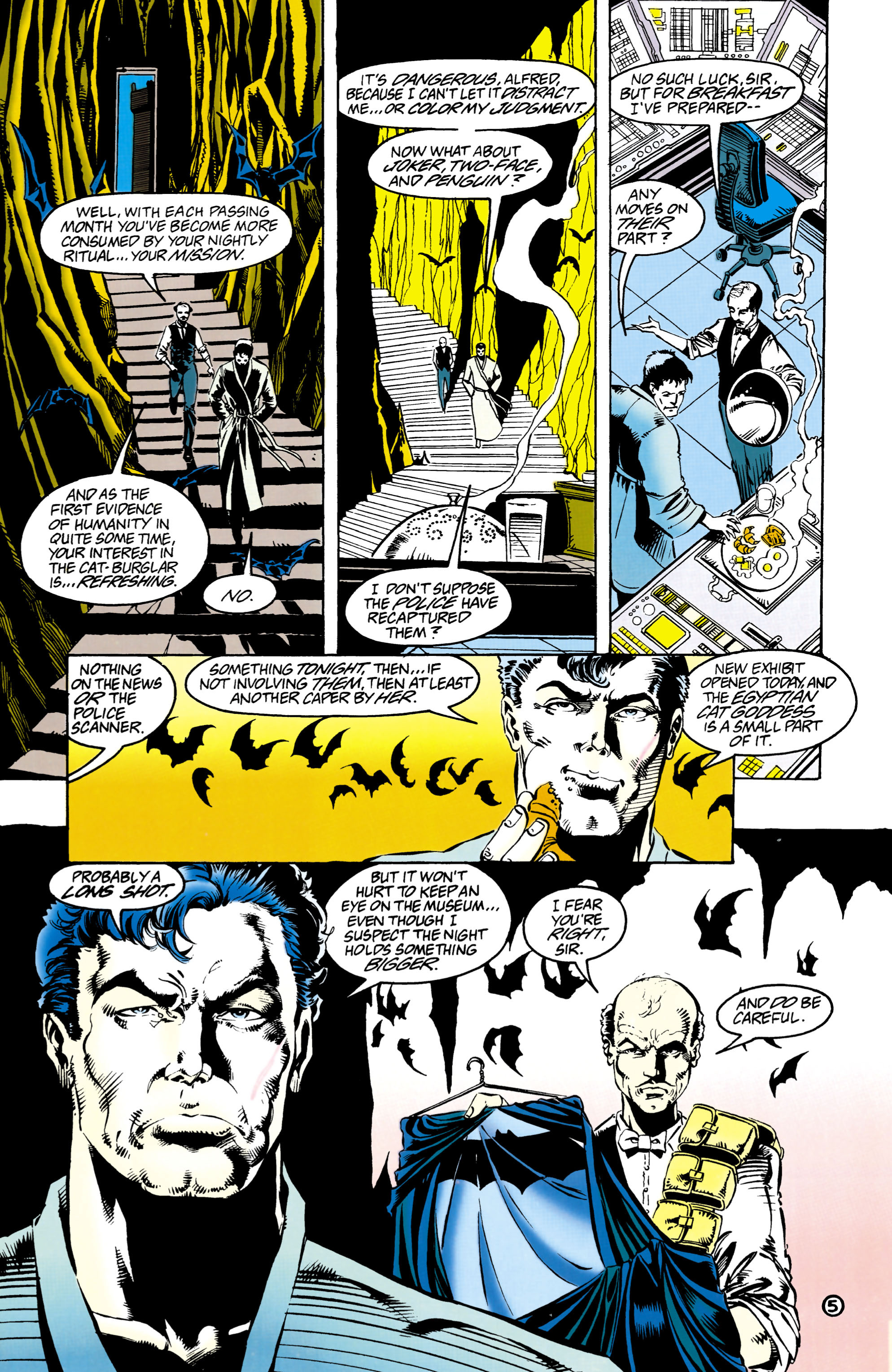 Catwoman (1993) Issue #39 #44 - English 6