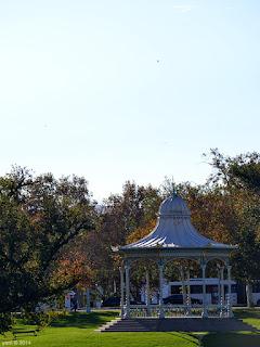 morning rotunda