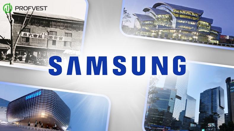 Компания Samsung история становления бренда
