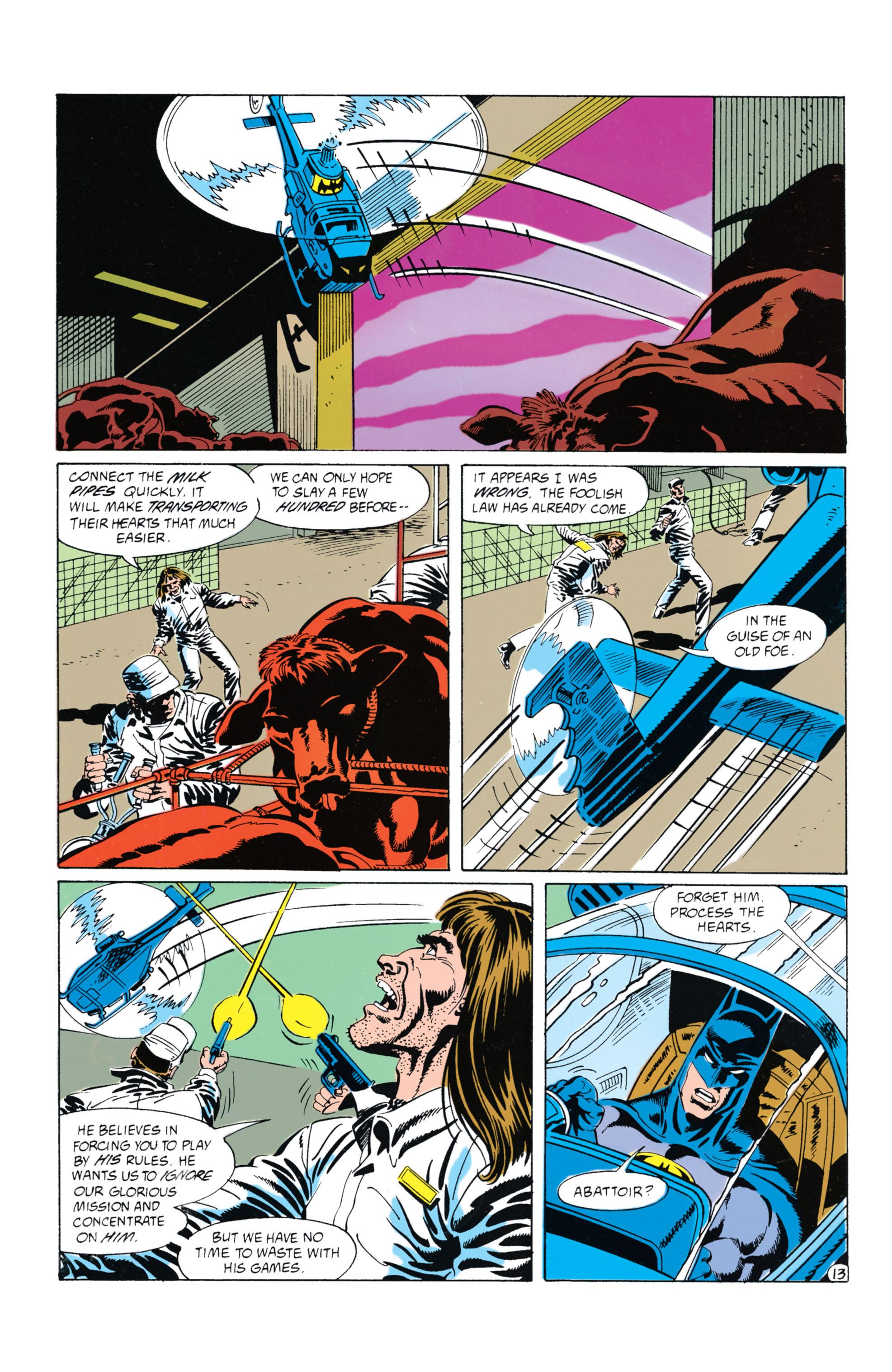 Detective Comics (1937) 628 Page 13