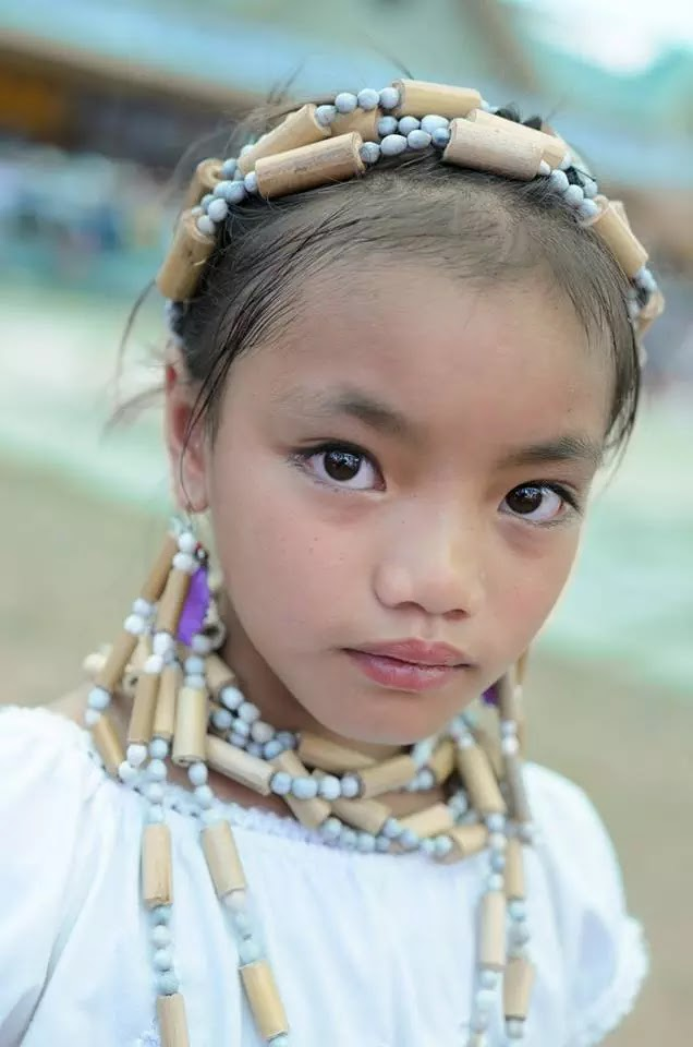 Mountain Province Ethno Indigenous Innocence of Youth Portrait