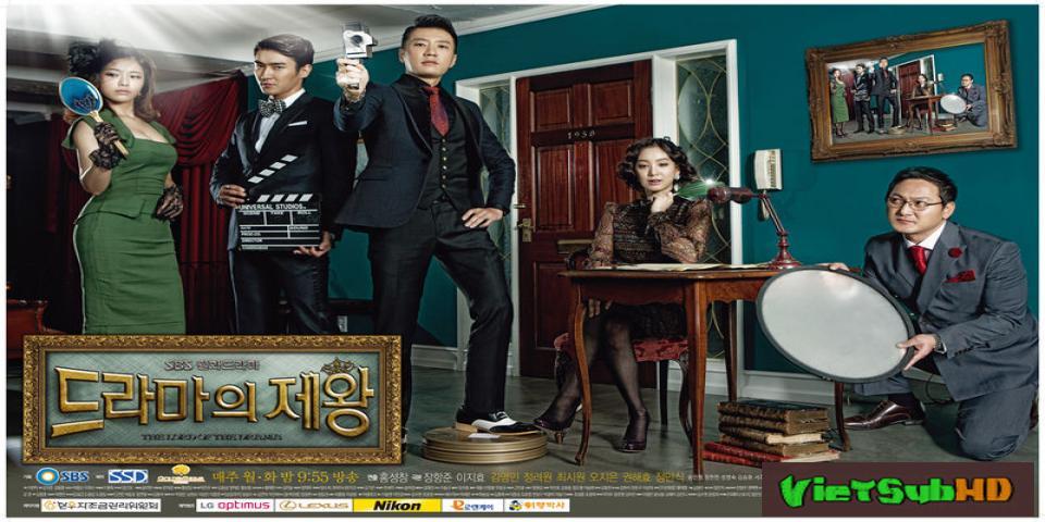 Phim Ông Vua Truyền Hình Hoàn Tất (18/18) VietSub HD | The King Of Drama 2013