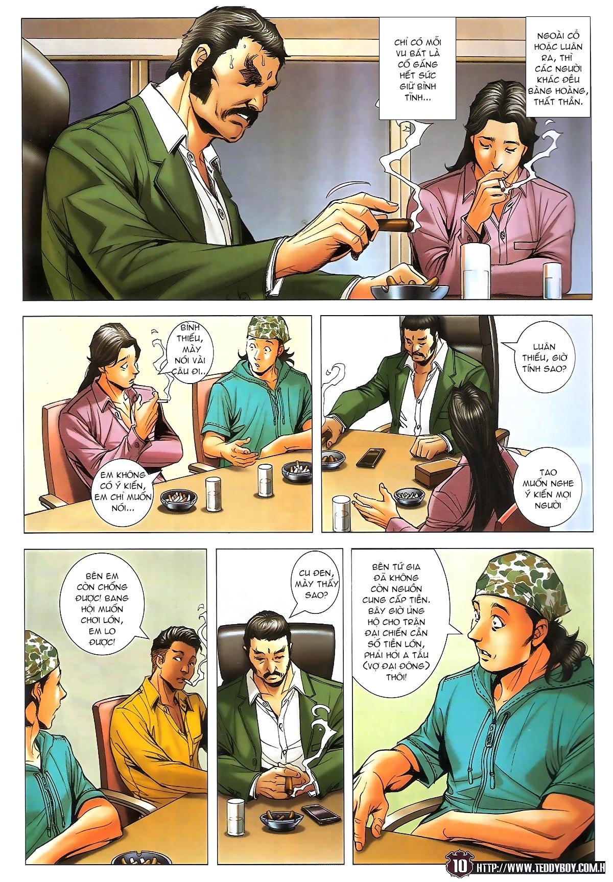 Người Trong Giang Hồ - Ngũ Hổ qui thiên - Chapter 1713: Yêu Nghiệt - Pic 10