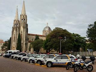 """Guarda Municipal de Botucatu divulga o resultado do Programa """"GCM nas Ruas"""""""