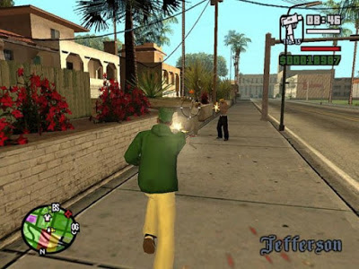 GTA san andrease highly compressed