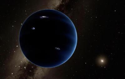 Planet Kesembilan Dapat Sebabkan Kepunahan Massal?