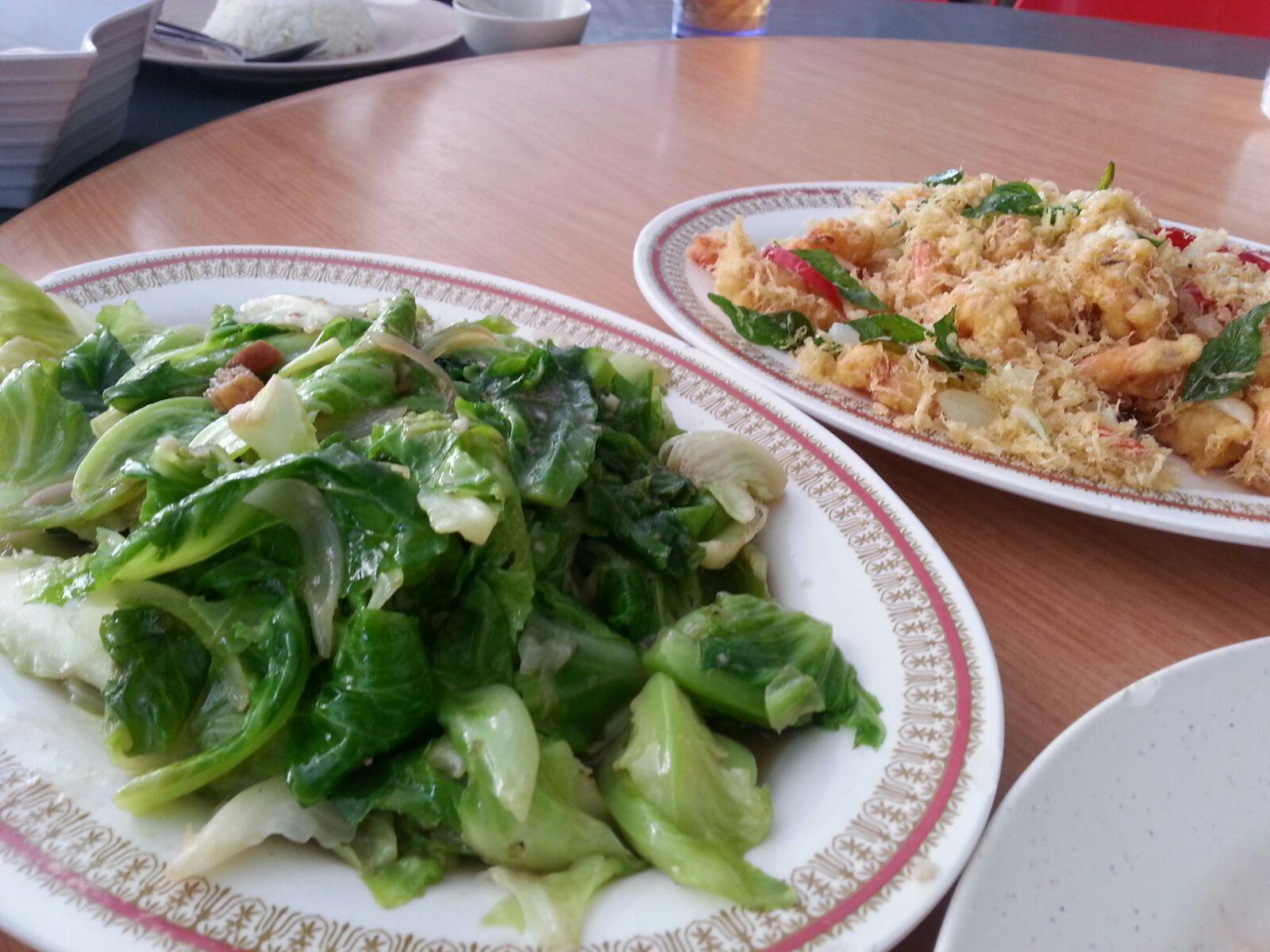 Restoran seafood halal & murah di Tawau : Restoran Sri Titingan Tawau