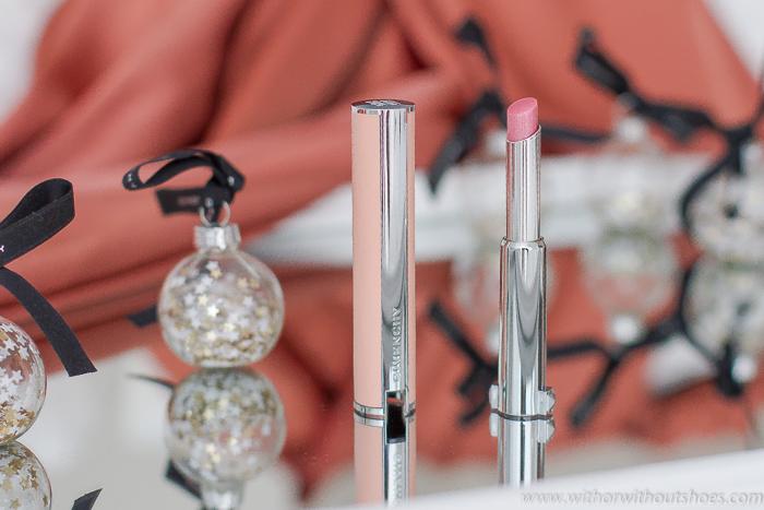 Le Rouge Perfecto 03 Sparkling Pink de la coleccion Shine in Matte de Givenchy Beauty
